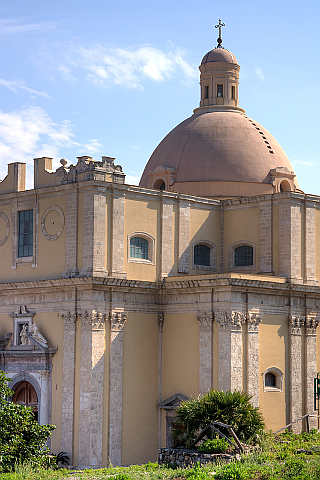 Milazzo cathedral
