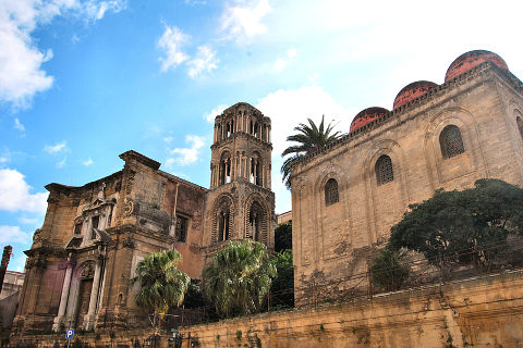 Palermo historic centre