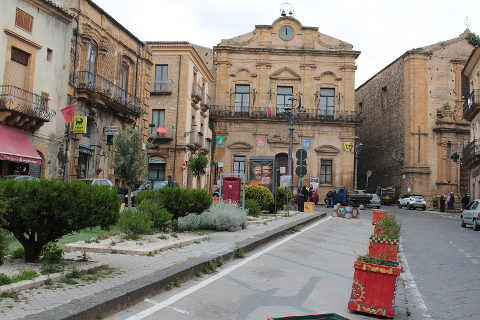Photo of Piazza Armerina town