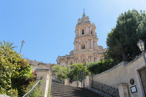 Modica church
