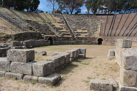 Roman Theatre at Tindari